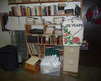 Manuels,Books & Records
