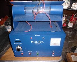 M.O.P.A. w/Vacuum Tupe Amp