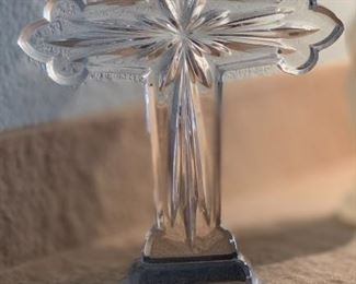 Royal Limited Crystal Cross