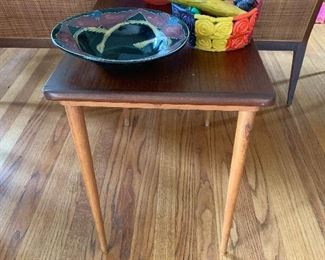 Mid century modern occassional table