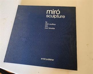Miro book with two original lithographs