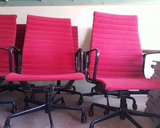 Eames Herman Miller , 6 chairs...Come and get them all.  Each listed for $300+ less than online...