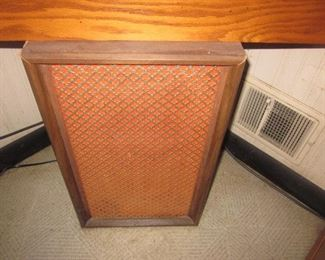 Vintage Speakers and Electronics