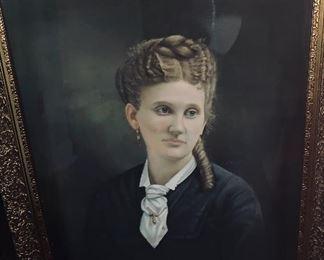 #6 Portrait of a lady