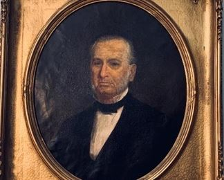 #7 Portrait of Theodore Shute- see next pic for details