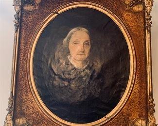 #8 Portrait of Rachel Shute- see next pic for details