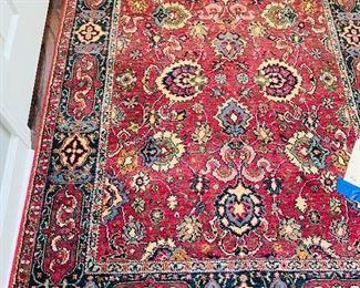 #15 Oriental rug