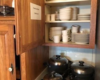 Franciscan Ware dishes