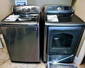 Samsung washer with built in sink and dryer