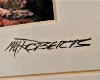 signed art