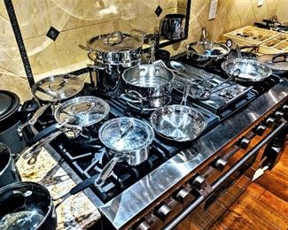 calphalon pots and pans set