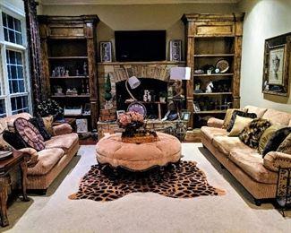Living room set sofa love seat