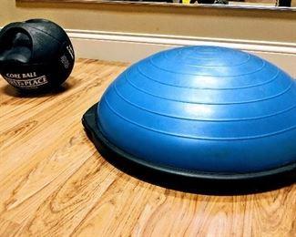 basu balance ball and core ball