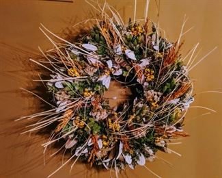 fall autumn wreath