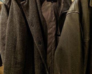 Designer jacket / men's coat