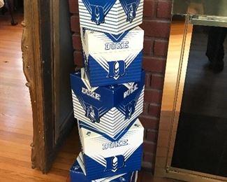 Duke nesting boxes