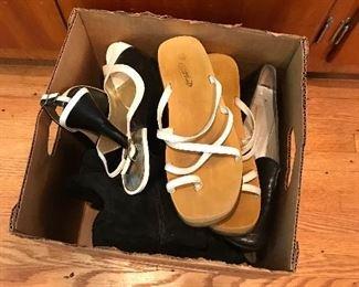 Misc women's shoes