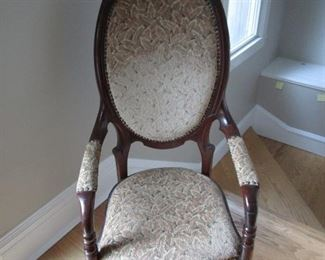 Accent Chair - $150