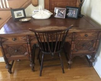 Executive Desk (chair not available)