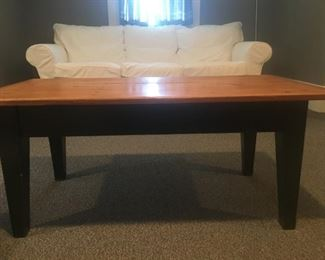 Coffee Table (sofa not available)