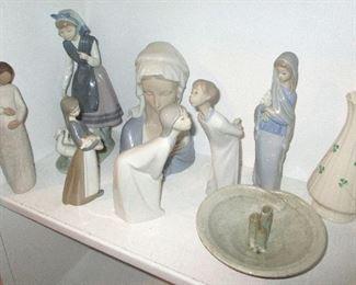 Lladro Figurines (sorry no boxes)