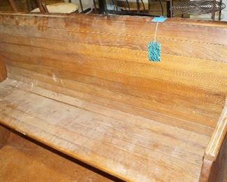 bench or pew