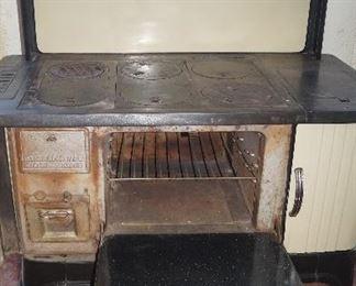 Sears Cavalier Wood Cook Stove