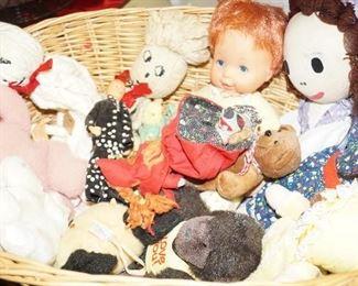 small dolls