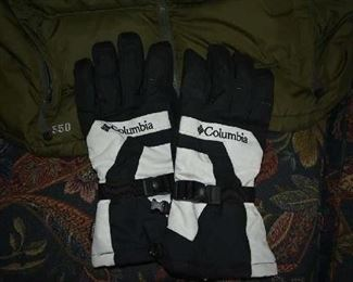 COLUMBIA WINTER GLOVES