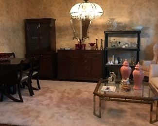 China cabinet has been sold