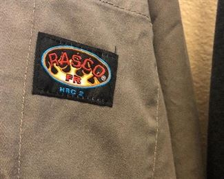 several rasco  clothing items
