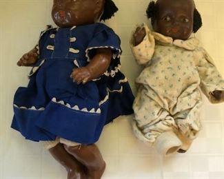 Black Americana baby dolls