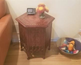 End table, high quality