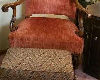 Throne chair $99