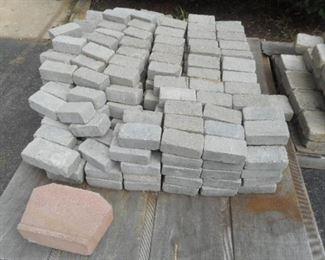 additional paver blocks