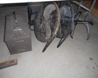 high volume fans