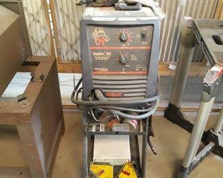 Might welder, 220amp