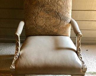Henredon arm chair