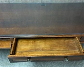 computer desk drawer