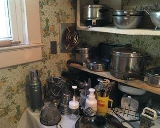 Saladmaster Pots & Pans