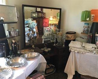 Vintage Vanity & Home Decor