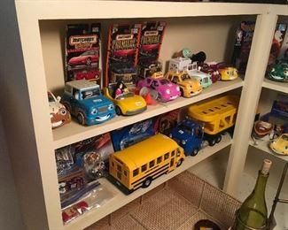 Chevron & Matchbox Car Collection