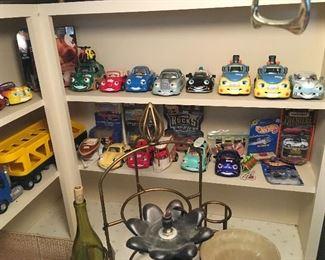 More Chevron & Matchbox Car Collection