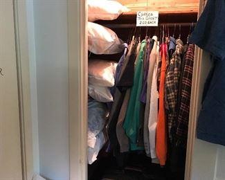 Clothes & Pillows