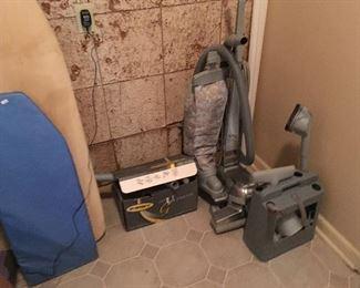 Kirby Vacuum & Ironing Boards
