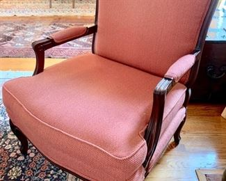 """45. Pearson Bergére Chair (30"""" x 26"""" x 36"""")"""