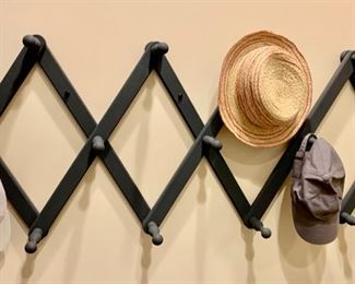 "59. Collapsible Coat Rack (48""x 21"")"
