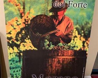 """137. """"La Piccola Enoteca"""" Poster"""