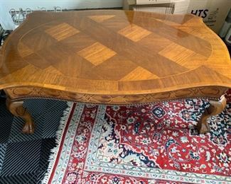 Inlaid Coffee Table (3' x 4')