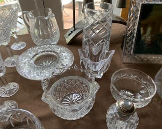 Collection of Waterford Pieces